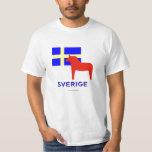 Sverige Camisas
