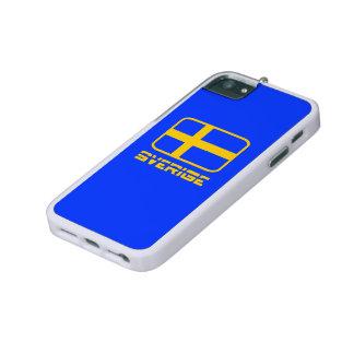 Sverige Case For iPhone SE/5/5s