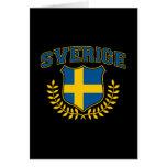 Sverige Felicitaciones