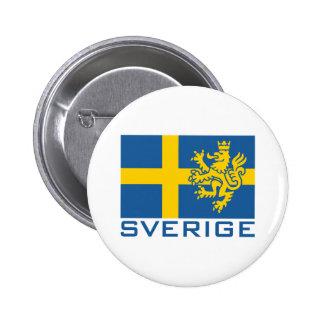 Sverige Flag Buttons