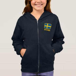 Sverige Flag Hoodie