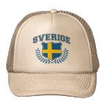 Sverige Hats