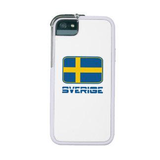 Sverige iPhone SE/5/5s Cover