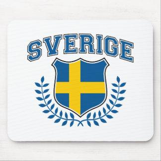 Sverige Mouse Pad