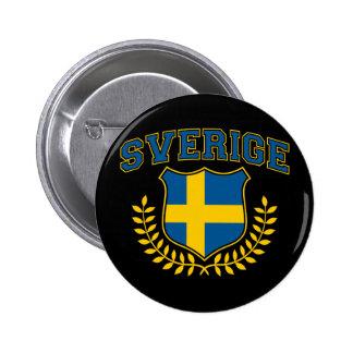 Sverige Pins
