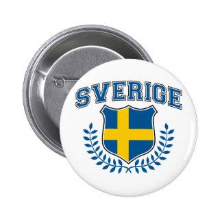 Sverige Pin
