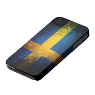 Sverige; Sweden Flag iPhone 4 Case