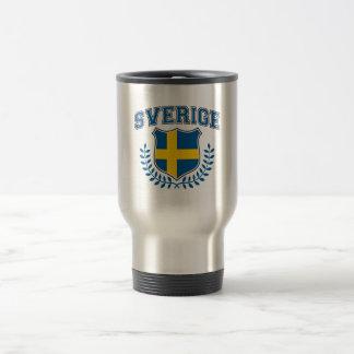 Sverige Travel Mug