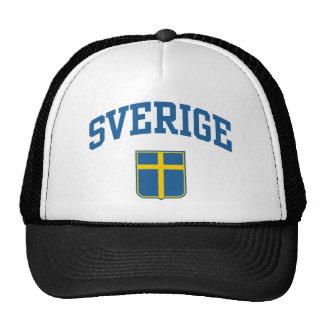 Sverige Trucker Hat