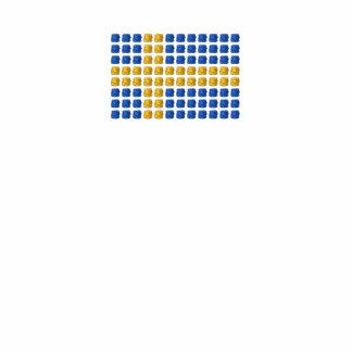 Sverigetröja - camiseta de Suecia