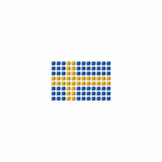 Sverigetröja - camiseta sueca de la bandera