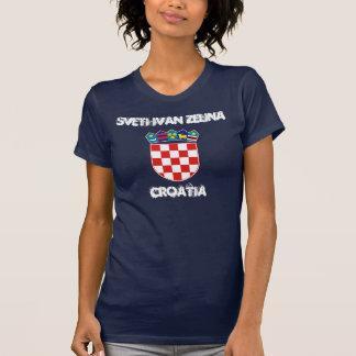Sveti Ivan Zelina, Croatia with coat of arms T-Shirt