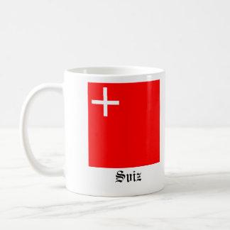 Sviz, Svizra Bandiera Flags Coffee Mug