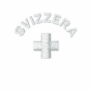 Svizzera - Suiza Polo Bordado