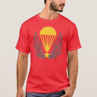 SVN Airborne Beret badge South Vietnamese Army T-Shirt