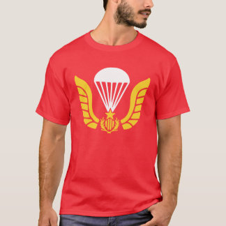 SVN BASIC Airborne badge South Vietnamese Army T-Shirt