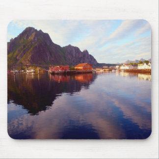 Svolvaer, Lofoten Islands Mouse Pad