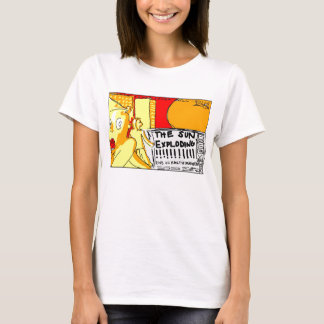 """SW. - """"Worst Sun Spill"""" T-Shirt"""