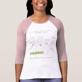 """SW. - """"Zombie Truth"""" T-Shirt"""