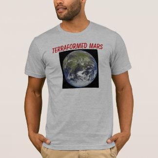 SwaaaAXAAAZX, Terraformed mars T-Shirt