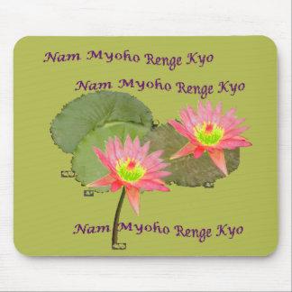 SWAAJ NMRK Two Lotus Mousepad
