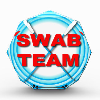SWAB Special Weapons And Brains Award