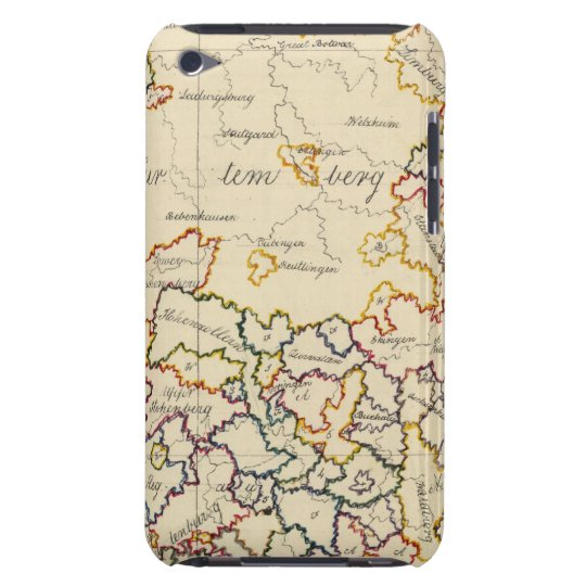 Swabia Case-Mate iPod Touch Case