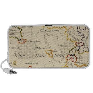 Swabia Portable Speakers