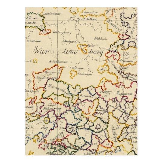Swabia Postcard