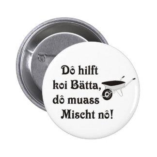 Swabian faith life buttons