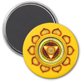 Swadhisthana or Sacral the 2nd Chakra Magnet