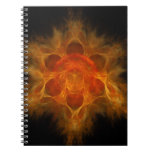 Swadhisthana Second Chakra - One's Own Abode Spiral Note Book