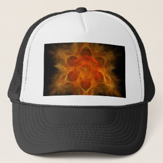 Swadhisthana Second Chakra - One's Own Abode Trucker Hat