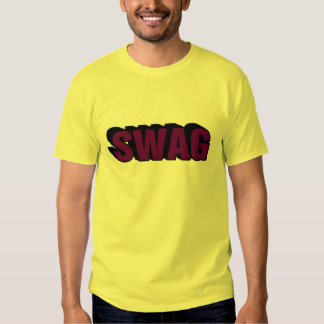 Swag 3D style. T-Shirt