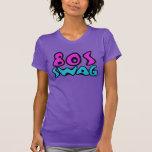 swag 80s camiseta
