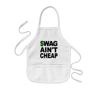 SWAG Ain't Cheap Kids' Apron