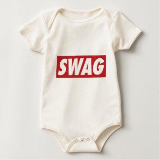 SWAG BABY BODYSUIT