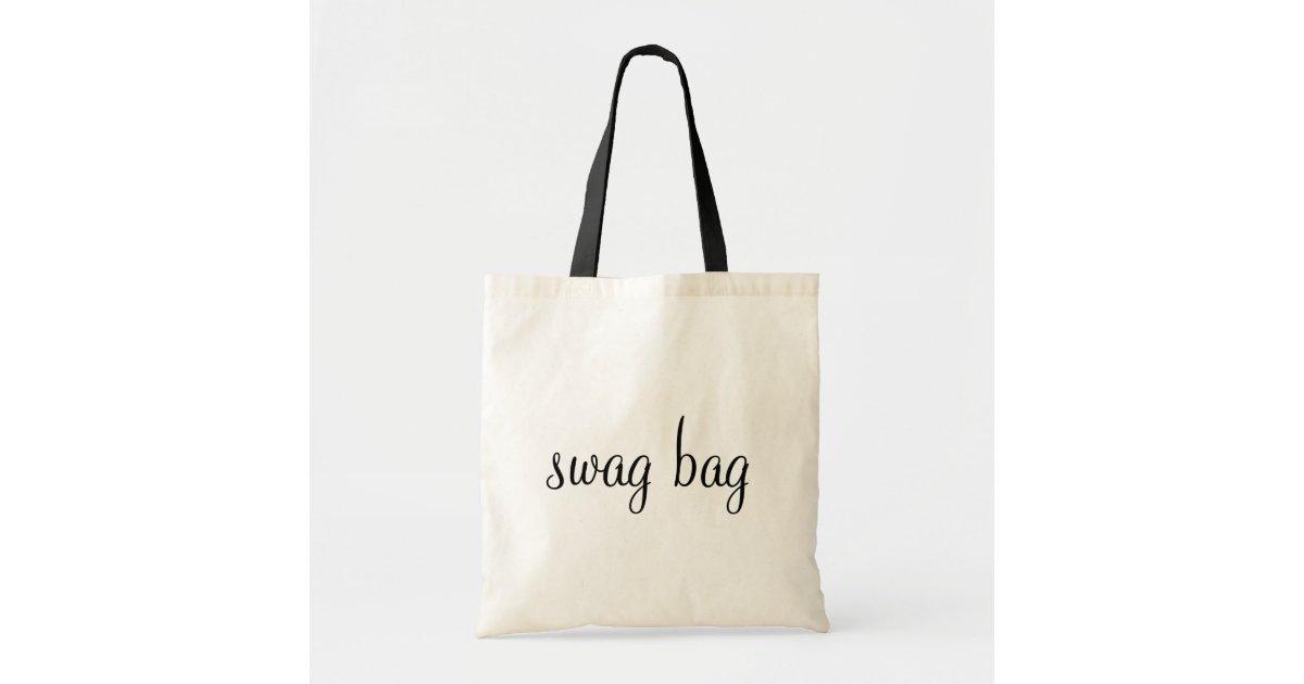Swag Bag Zazzle