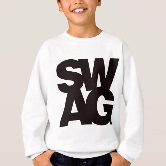 Swag - Black Sweatshirt