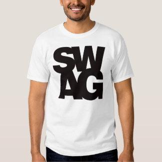 Swag - Black T-Shirt