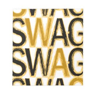 Swag Bloc De Notas
