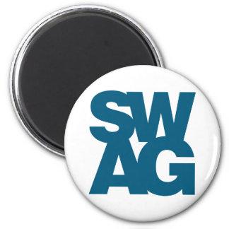 Swag - Blue Magnets