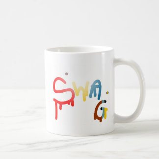 Swag Cap Coffee Mug