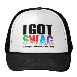 Swag Cap Mesh Hat