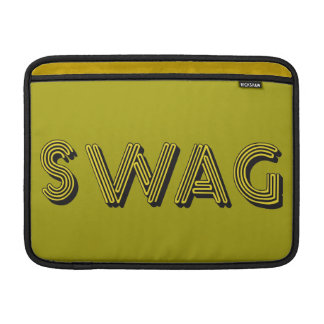 "SWAG custom 13"" MacBook sleeve"