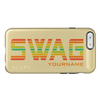 SWAG custom monogram cases