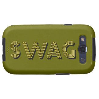 SWAG custom Samsung case Samsung Galaxy SIII Covers