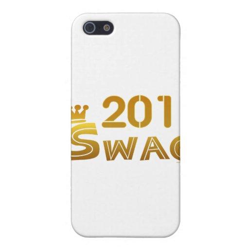 Swag de 201 New Jersey iPhone 5 Protectores