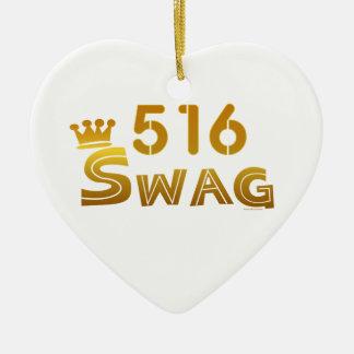 Swag de 516 Nueva York Ornamento De Reyes Magos