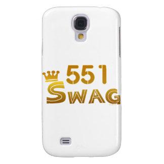 Swag de 551 New Jersey